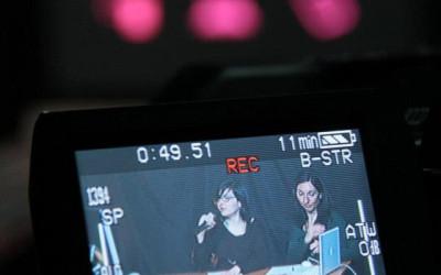 Mike & Mona en la Escuela Internacional de Medios Audiovisuales –  EIMA